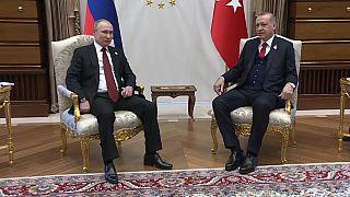 Rusia y Turquía refuerzan sus relaciones bilaterales