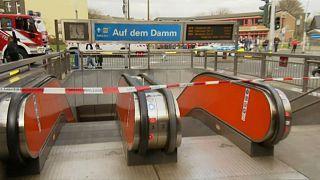 Unfall im U-Bahn-Tunnel: Mindestens 35 Verletzte