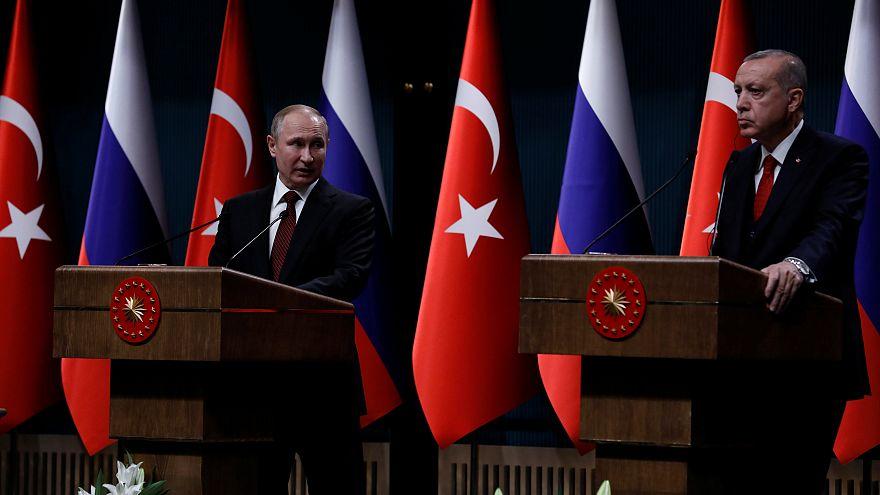 Erdoğan: Rusya ile ilişkilerimiz çelik gibi güçlendi