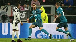 Champions-League: Real Madrid und Bayern München besiegen ihre Gastgeber