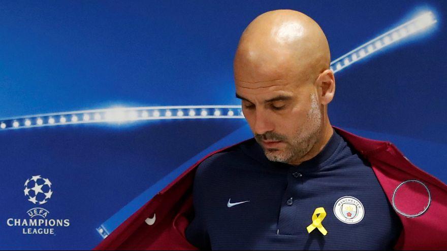 Guardiola reencontra Klopp, o único treinador com que perdeu em Inglaterra
