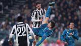 A imagem de Cristiano Ronaldo que está a correr mundo