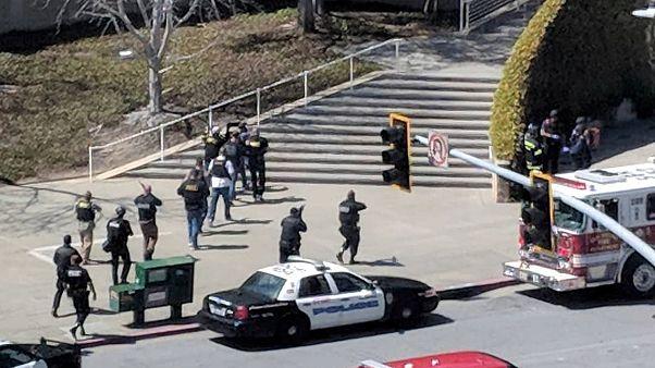 Plusieurs blessés lors d'une fusillade au siège de YouTube