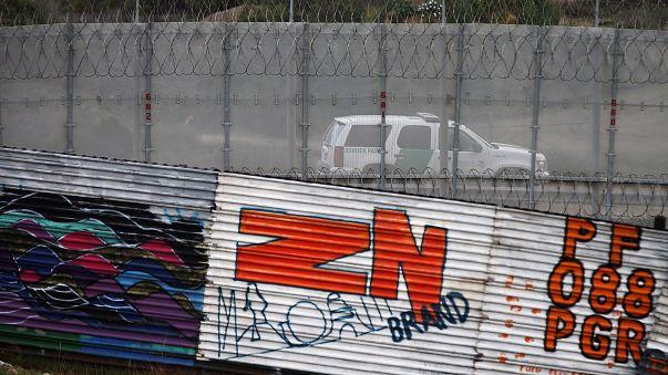 Trump quiere militarizar la frontera con México