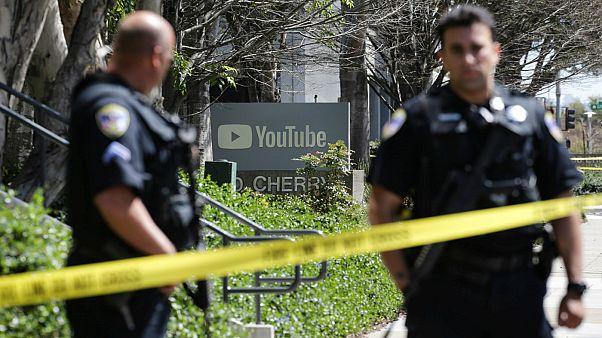 YouTube saldırganı intihar etti