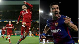 Liverpool and Barcelona eye Champions League semi-finals after notching-up big first-leg leads
