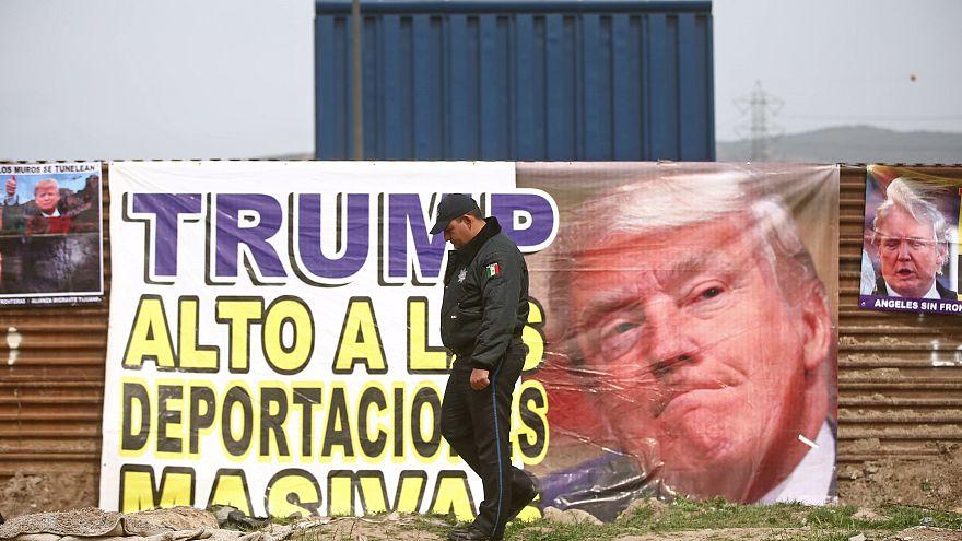 Esteja ou não a caravana de imigrantes a chegar, Trump quer militares na fronteira