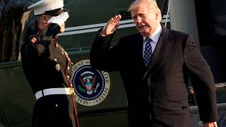 Un Ejército personal acompañará a Trump en la cumbre de Lima
