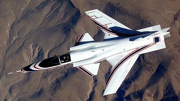 هواپیمای تازه ناسا دیوار صوتی را بیصدا خواهد شکست