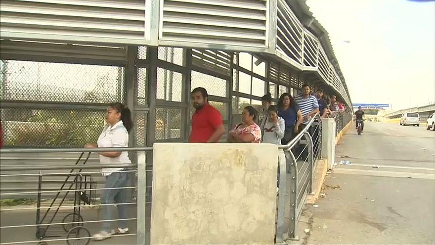 Охранять границу с Мексикой будет армия