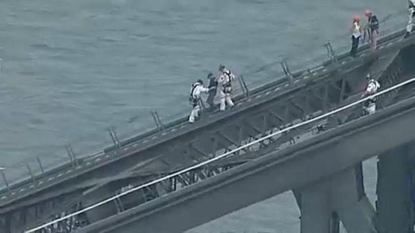 Húsz kilométeres dugót okozott egy férfi Sydney-ben