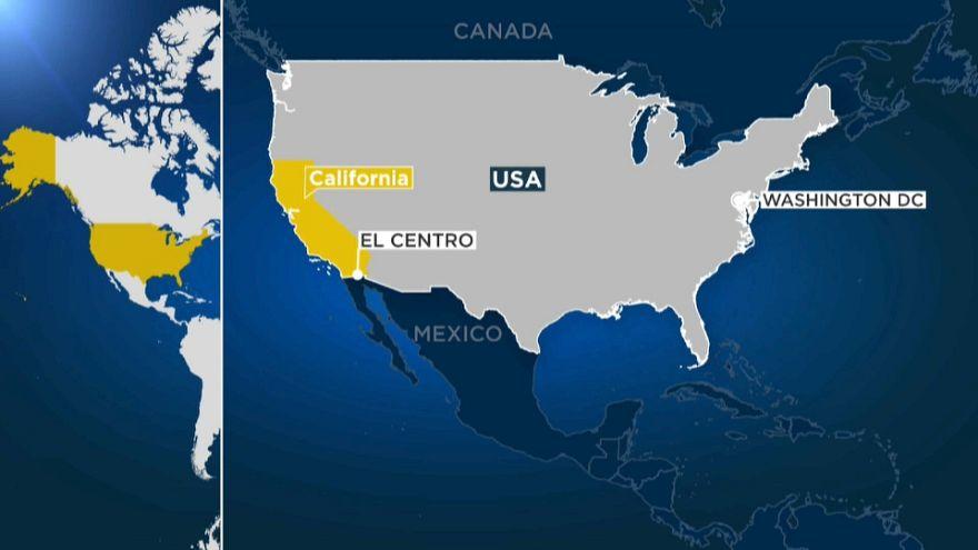 Mueren 4 marines en un accidente de helicóptero en California