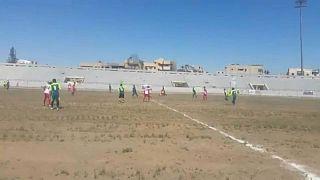 شهر رقه میزبان اولین مسابقات فوتبال پس از آزادسازی