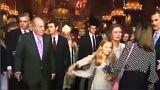 Ισπανία: Βασιλικός καβγάς Λετίθια-Σοφίας μπροστά στις κάμερες