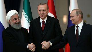 Τριμερής Ρωσίας, Ιράν και Τουρκίας για τη Συρία