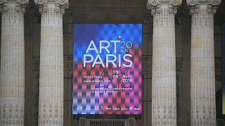 Современное швейцарское искусство в центре Парижа