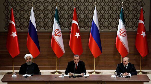 Türkei, Iran und Russland: Syrien-Gipfel in Ankara