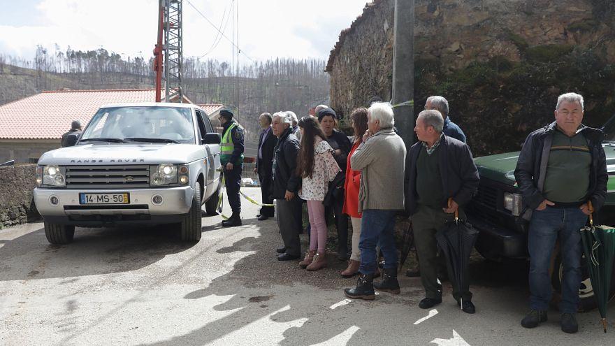 Explosão em Penacova faz pelo menos um morto