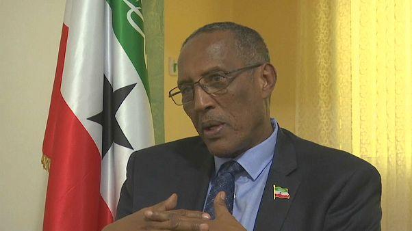 رئيس أرض الصومال موسى بيحي عبدي