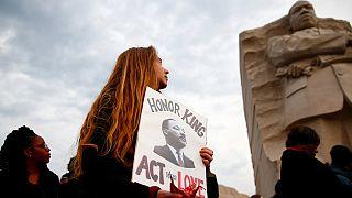 Martin Luther King, Jézus Krisztus után a legnagyobb amerikai hős