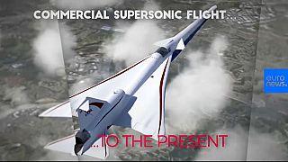 ناسا تعتزم تصنيع طائرة صامتة لاختراق جدار الصوت