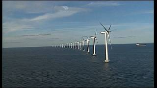 Portugal funciona con sol, viento y agua