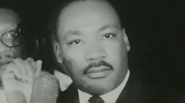 Gli Usa ricordano Martin Luther King