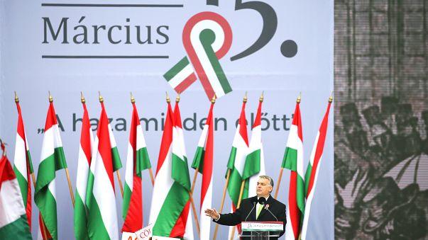 'Macaristan demokrasi ile otoriter devlet arasında seçim yapacak'