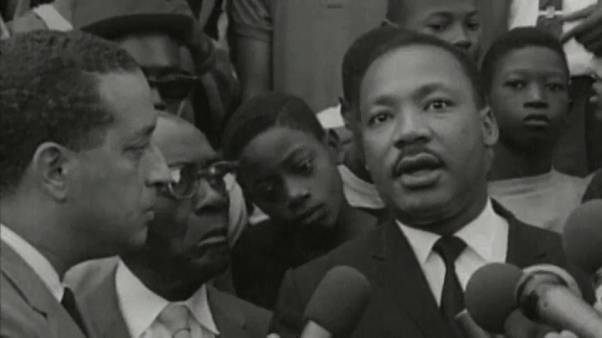 """I have a dream"" - Vor 50 Jahren starb Martin Luther King"