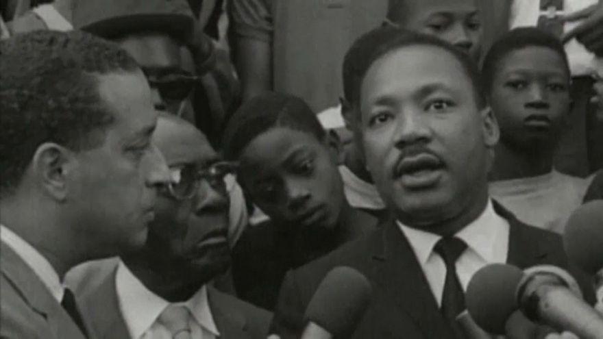 I Have A Dream Vor 50 Jahren Starb Martin Luther King Euronews
