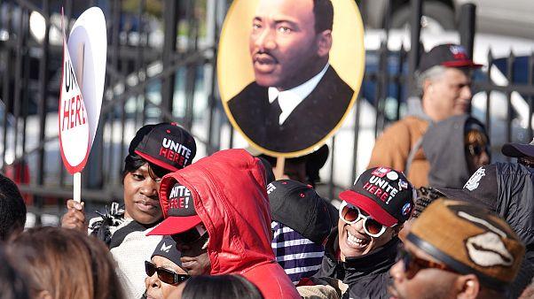 Martin Luther King: 50 anos de uma mensagem que não morre