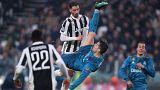Ronaldo'un Juventus'a attığı rövaşata golü dünya basınında