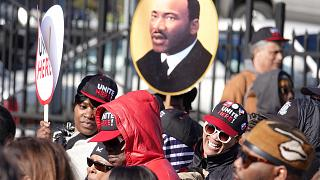Martin Luther King : 50 ans après sa mort, son combat continue