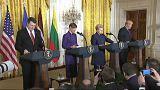 """I paesi baltici a Trump: """"più protezione dalla Russia"""""""
