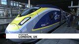 افتتاح أول قطار مباشر بين لندن وأمستردام