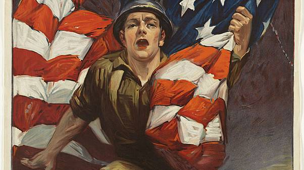 Your World War I mission: 'Quicken the Americans' enthusiasm for the war!'