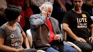 """""""Só um dos processos pode impedir Lula da Silva de se candidatar à presidência do Brasil"""""""