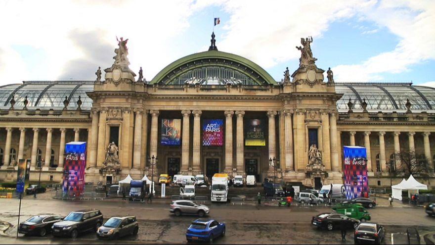 پاریس میزبان ۲۲ کشور جهان در نمایشگاه هنر معاصر و مدرن «گراند پاله»