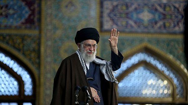 خامنئي: التفاوض مع إسرائيل سيكون خطأ لا يغتفر