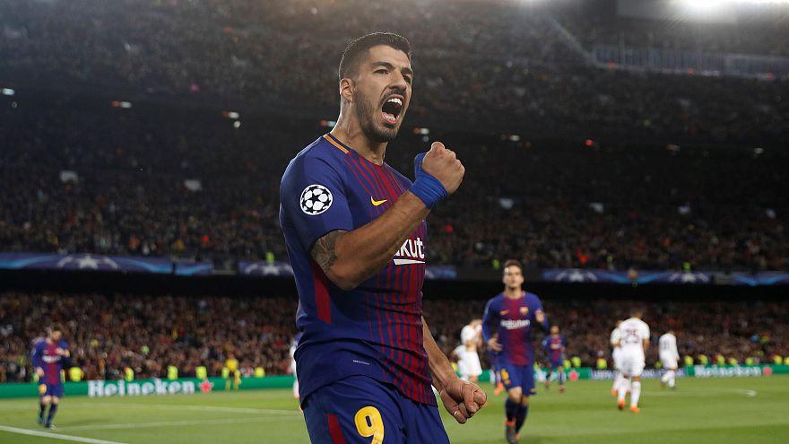 Bajnokok Ligája: három góllal nyert a Liverpool és a Barcelona