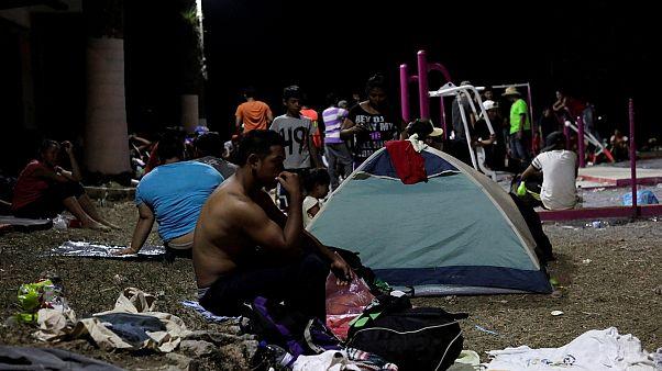 «Караван мигрантов» распадается
