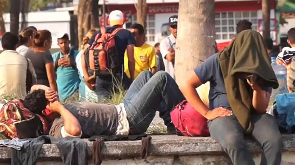Trump satisfait, la caravane des 1 500 migrants se dispersera à Mexico