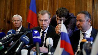 Russia's Ambassador Alexander Shulgin