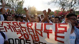 Trump quer Guarda Nacional na fronteira com o México