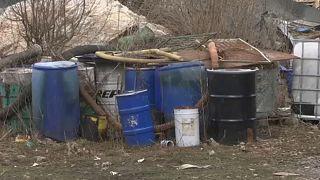 Σερβία: Τοξικά απόβλητα σε αυλές σπιτιών