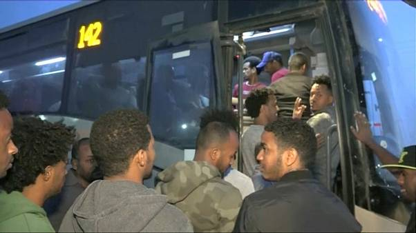 Israel frees migrants pending deportation as Netanyahu struggles to placate coalition partners