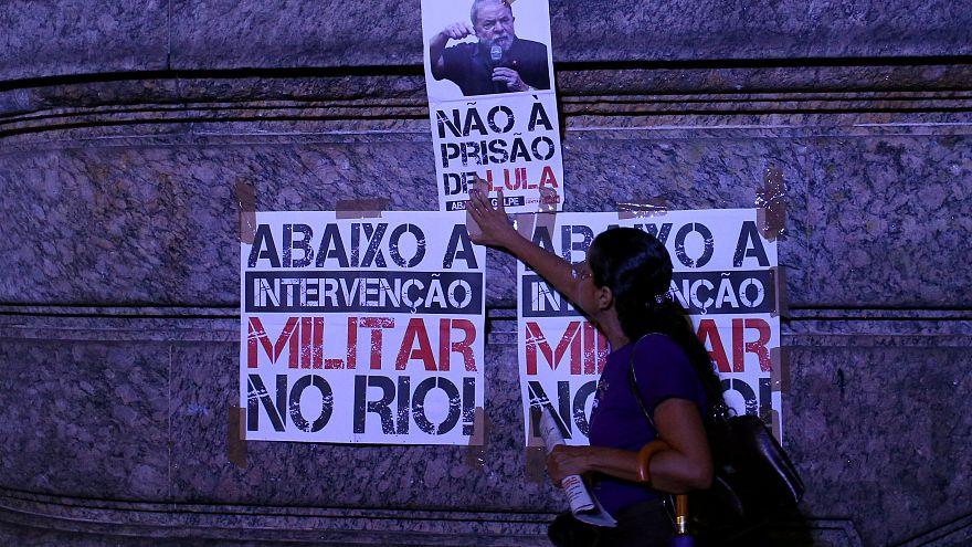 Brezilya Eski Adalet Bakanı: Da Silva'ya başkanlık yolu kapalı