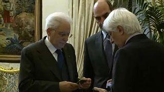 Beszáll a kormányalakításról szóló egyeztetésbe az olasz elnök