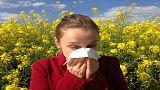 چگونه با آلرژیهای بهاری مقابله کنیم؟