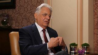 Former Brazilian President Fernando Henrique Cardoso